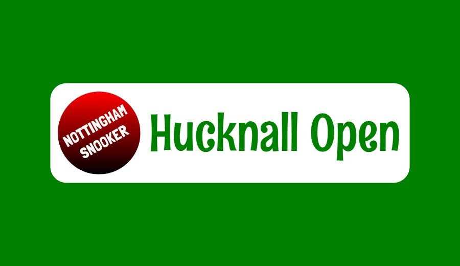 Hucknall Open Snooker Tournament