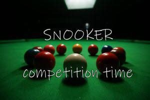 Crossguns Snooker Competition Time pic