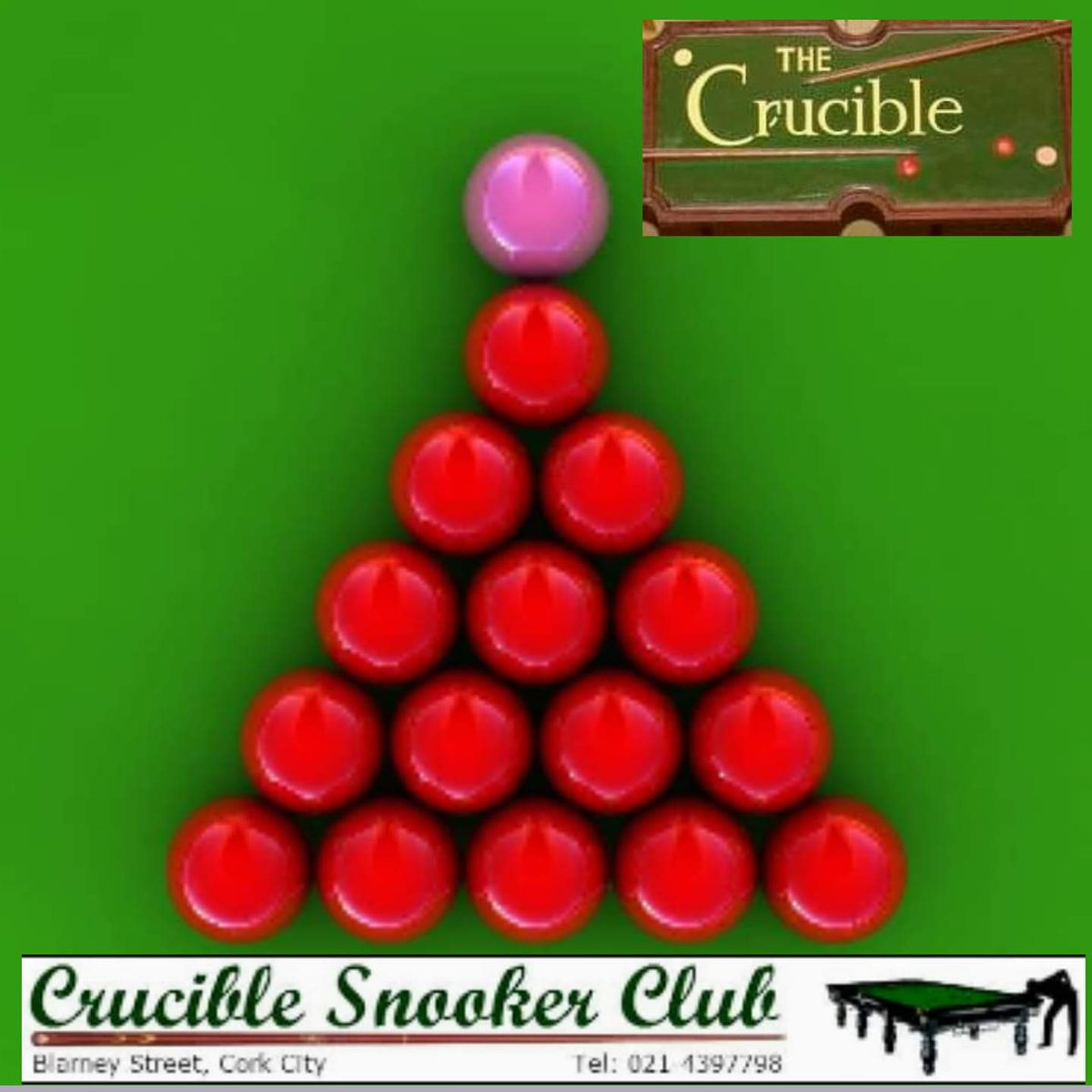 Crucible Club, Cork