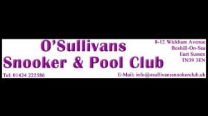 O'Sullivans Snooker and Pool Club