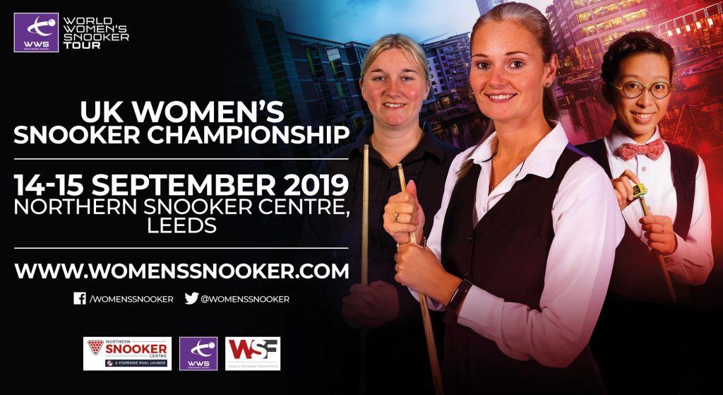 UK Women's Snooker Championship returns to Leeds - Snooker Hub