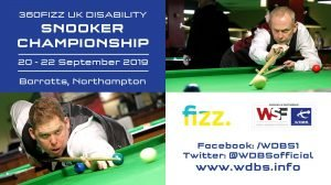 UK Disability Snooker Championship 2019