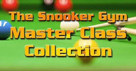 The Snooker Gym Master Class Collection