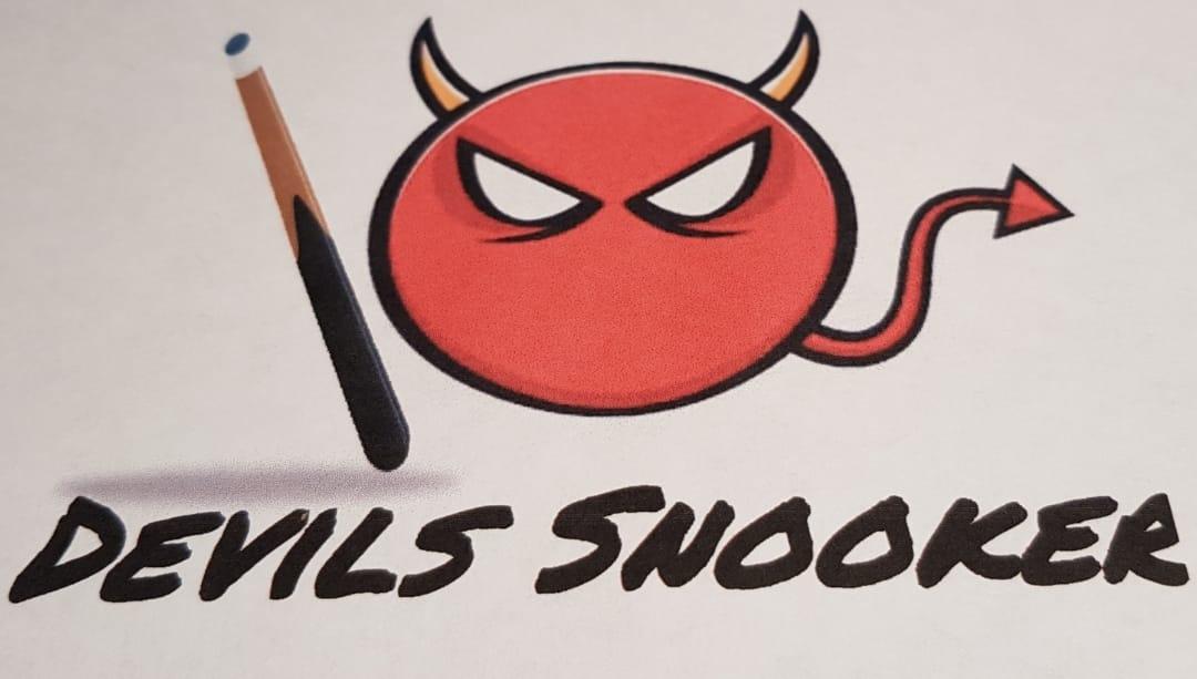 Devils Snooker Logo