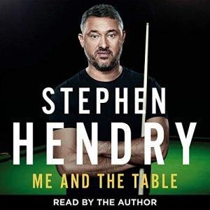 Stephen Hendry Audible image -