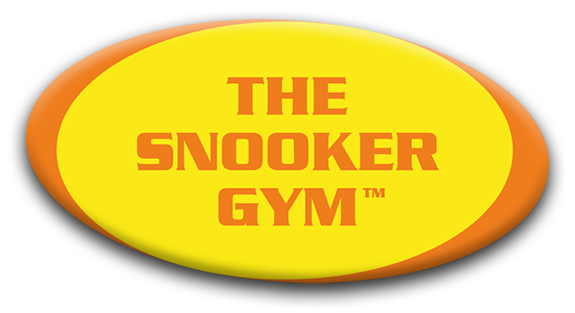 Snooker Gym Logo