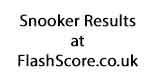 Snooker Results at Flashscore UK
